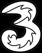 3 Butiken Frölunda logotyp