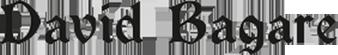 David Bagare logotyp