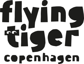 Flying Tiger Copenhagen logotyp