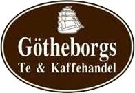 Götheborgs Te & Kaffehandel logotyp
