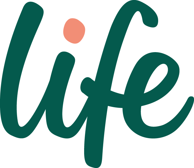 Life Hälsobutiken logotyp