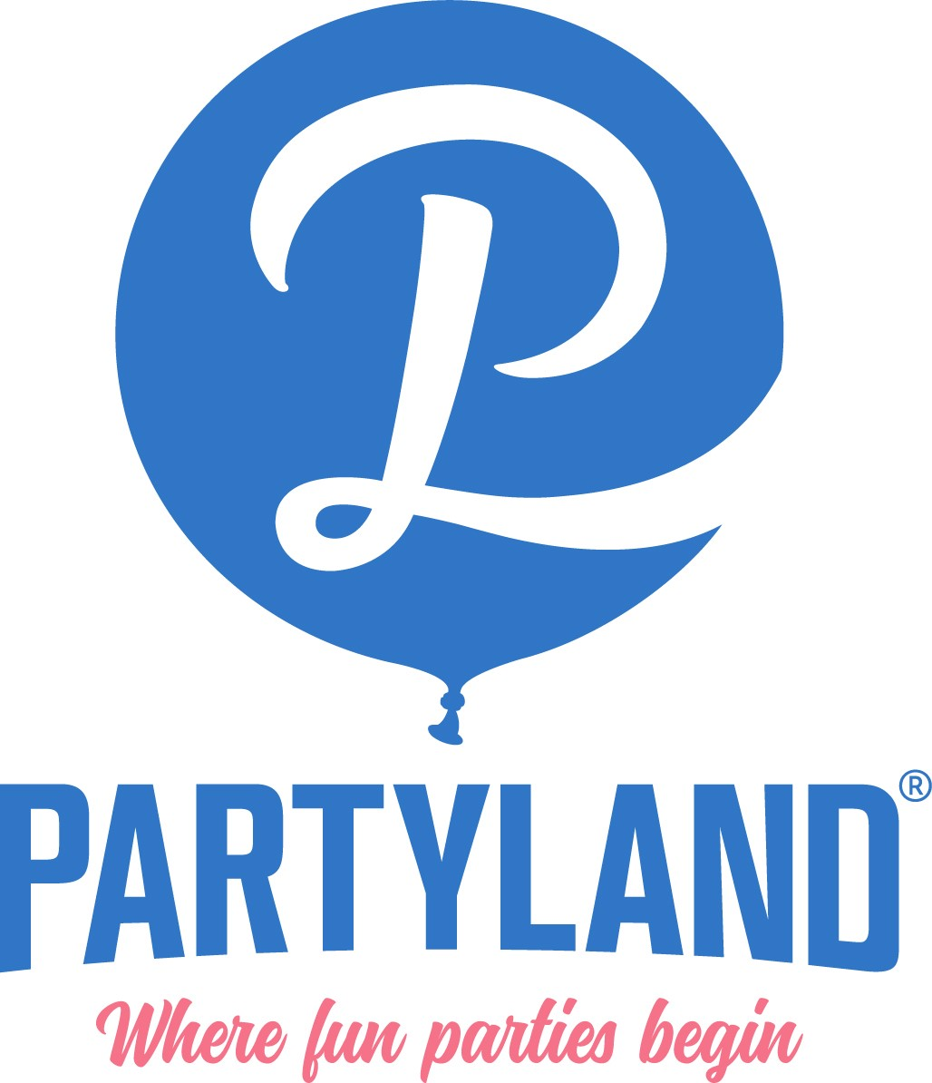 Party Land logotyp
