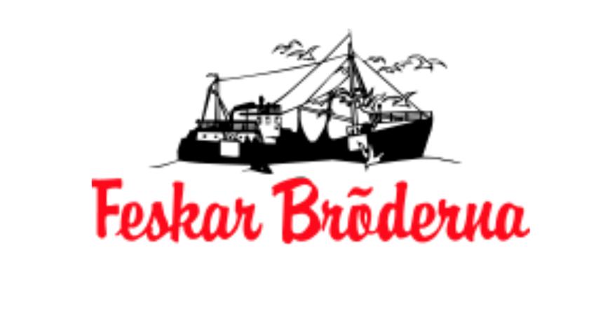 Feskarbröderna logotyp