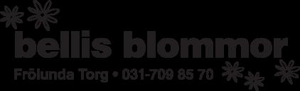 Bellis Blommor logotyp