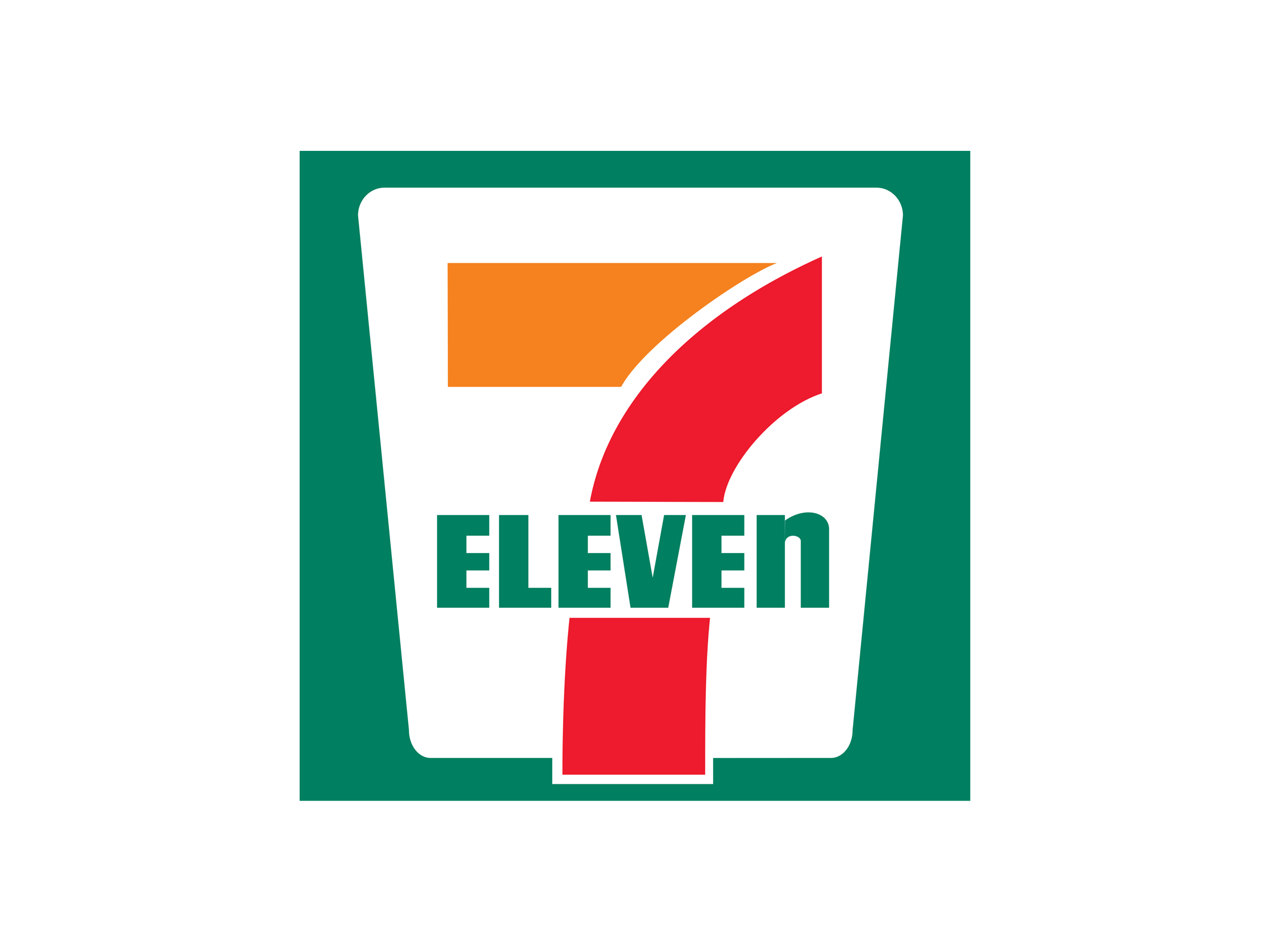 7-eleven logotyp